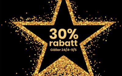 2 års jubileum TRUDY of Sweden firar 2 år och detta vill vi fira med er underbara kunder.